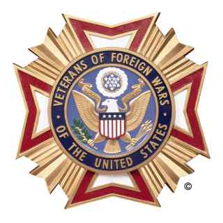 Crest of the Veterans of Foreign Wars of the United States