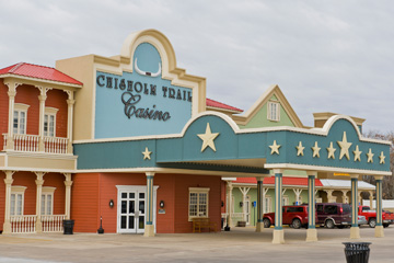 Welcome To Chisholm Trail Casino