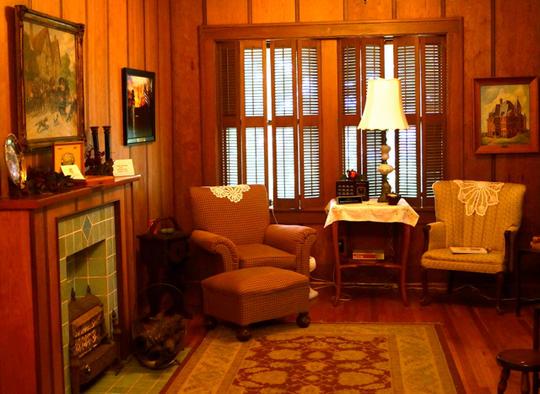 Site Duncan - Foreman Historic Convention  Prairie House