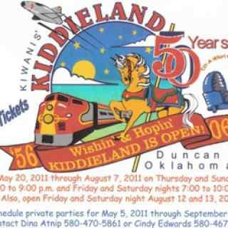 Kiddieland Schedule Public 2011