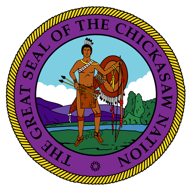 logo_ChickasawNationSeal_640x640