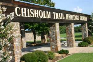 The Chisholm Trail Heritage Center in Duncan, Oklahoma